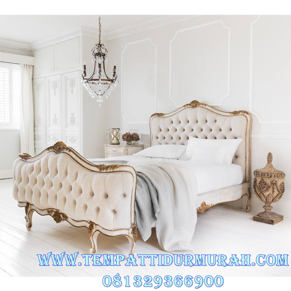 Tempat Tidur French Bed Luxury
